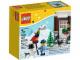 Original Box No: 40124  Name: Winter Fun