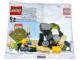 Original Box No: 40134  Name: Monthly Mini Model Build Set - 2015 09 September, Scuba Diver polybag