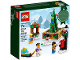 Original Box No: 40263  Name: Christmas Town Square