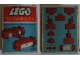 Original Box No: 403  Name: Train Couplers and Wheels (The Building Toy)