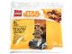 Original Box No: 40300  Name: Han Solo Mudtrooper polybag