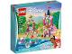Original Box No: 41162  Name: Ariel, Aurora, and Tiana's Royal Celebration