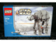Original Box No: 4483  Name: AT-AT, blue box