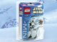 Original Box No: 4486  Name: AT-ST & Snowspeeder - Mini
