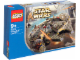 Original Box No: 4504  Name: Millennium Falcon (Redesign), Blue box