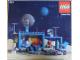 Original Box No: 493  Name: Space Command Center (Flatplate version)