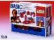 Original Box No: 510  Name: Basic Building Set