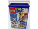 Original Box No: 535  Name: Basic Building Set Tote Pack