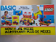 Original Box No: 557  Name: Basic Building Set