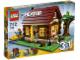 Original Box No: 5766  Name: Log Cabin