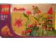Original Box No: 5862  Name: Flower Fairy Party, Purple/Silver Box