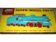 Original Box No: 610  Name: Super Wheel Toy Set (long box version)