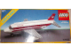 Original Box No: 611  Name: Air Canada Jet Plane