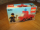 Original Box No: 620  Name: Fireman's Car