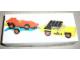 Original Box No: 650  Name: Car with Trailer and Racing Car