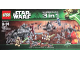 Original Box No: 66473  Name: Star Wars Super Pack 3 in 1 (75015, 75016, 75019)
