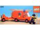 Original Box No: 672  Name: Fire Engine