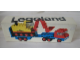 Original Box No: 681  Name: Low-Loader with 4 Wheel Excavator
