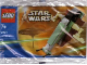 Original Box No: 6964  Name: Boba Fett's Slave I - Mini polybag