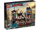 Original Box No: 70657  Name: Ninjago City Docks