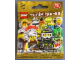 Original Box No: 71001  Name: Minifigure, Series 10 (Complete Random Set of 1 Minifigure)
