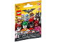 Original Box No: 71017  Name: Minifigure, The LEGO Batman Movie, Series 1 (Complete Random Set of 1 Minifigure)