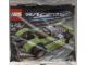 Original Box No: 7452  Name: Lime / Black Racer polybag
