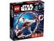 Original Box No: 75191  Name: Jedi Starfighter with Hyperdrive
