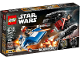 Original Box No: 75196  Name: A-Wing vs. TIE Silencer Microfighters