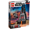 Original Box No: 75251  Name: Darth Vader's Castle