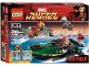 Original Box No: 76006  Name: Iron Man: Extremis Sea Port Battle