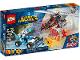 Original Box No: 76098  Name: Speed Force Freeze Pursuit