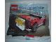 Original Box No: 7801  Name: Rally Racer polybag