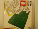 Original Box No: 796  Name: Baseplates, Green and Yellow