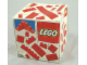 Original Box No: 800  Name: Extra Bricks Red