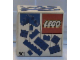Original Box No: 801  Name: Extra Bricks Blue