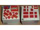 Original Box No: 811  Name: Red Roof Bricks, Steep Pitch