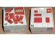Original Box No: 812  Name: Red Roof Bricks, Shallow Pitch