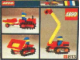 Original Box No: 813  Name: Gear Bulldozer Set