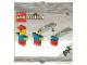 Original Box No: 821  Name: Brick Separator, Gray