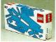 Original Box No: 822  Name: Blue Plates Parts Pack
