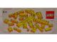 Original Box No: 834  Name: Yellow Bricks Parts Pack