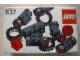 Original Box No: 837  Name: Wheels and Tires Parts Pack