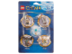 Original Box No: 850779  Name: Legends of Chima Minifigure Accessory Set