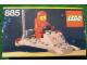 Original Box No: 885  Name: Space Scooter