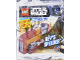 Original Box No: 911727  Name: Rey's Speeder foil pack