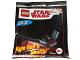 Original Box No: 911831  Name: Kylo Ren's Shuttle foil pack