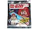 Original Box No: 911839  Name: Obi-Wan Kenobi foil pack
