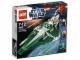 Original Box No: 9498  Name: Saesee Tiin's Jedi Starfighter