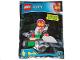 Original Box No: 951807  Name: Race Driver and Go-kart foil pack